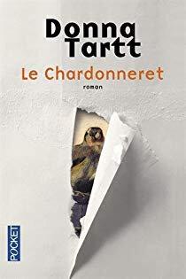 LE CHARDONNERET - livre