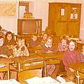 ECOLE DU VIALA octobre 1973
