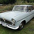 Simca vedette chambord 1960-1961