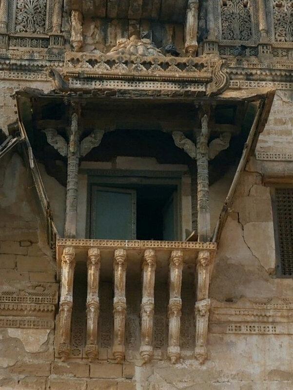 18-JF palais Prag Mahal - Gujarat - Inde