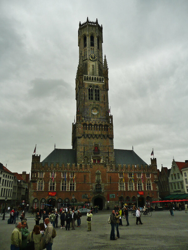 100 Beffroi Bruges