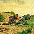 Roy (Marius), en embuscade 1871