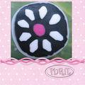 cane fleur noire idril