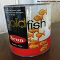 Gold fish apéritif