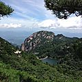 Yellow mountains, huangshan