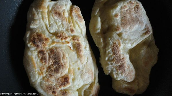 Cheese Naans (6)