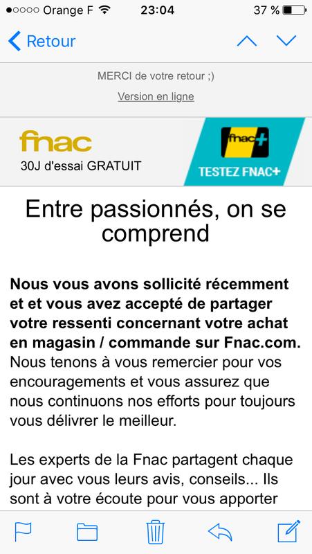 Avis FNAC 3