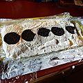 gâteau aux Oreos