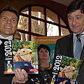 calendrier des géants et ronde des géants 21 janvier 2012