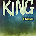 Brume de stephen king