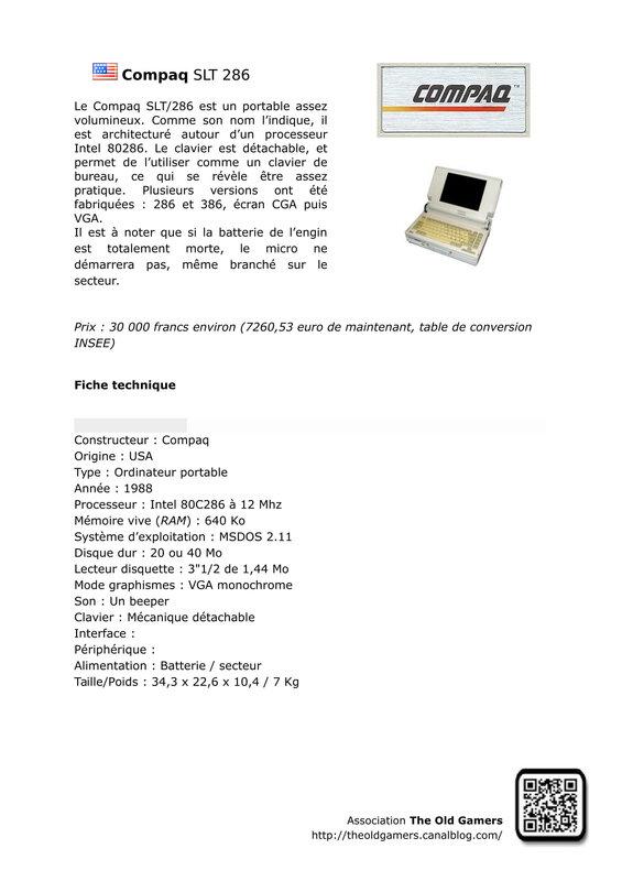 Compaq SLT 286 -1