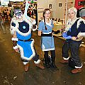Cosplay Water Tribe (Avatar the last Airbender)