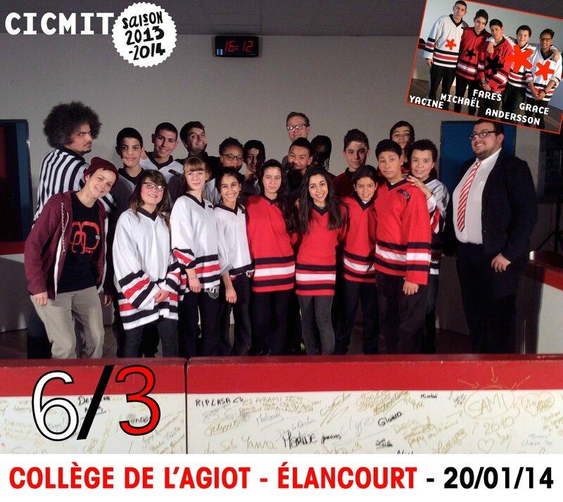 L'AGIOT INTRA CICMIT15