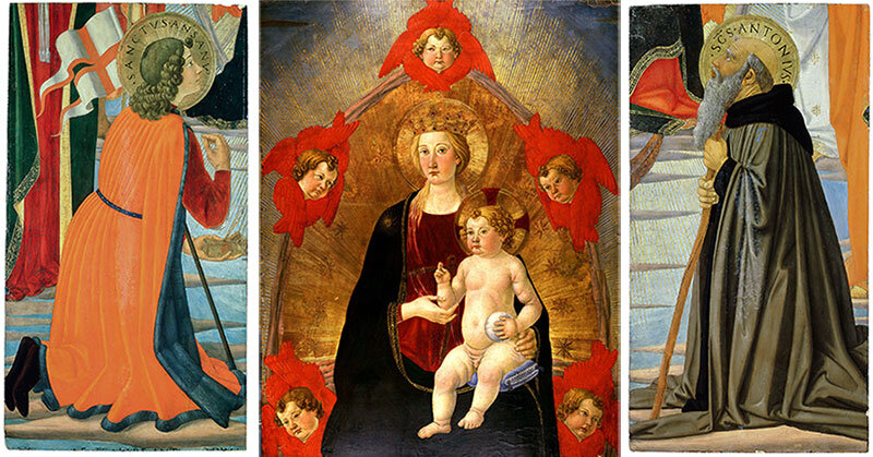 The Huntington Acquires Two Italian Renaissance Paintings To