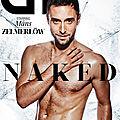 Måns Zelmerlöw pour Gay Times magazine