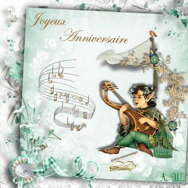 Joyeux Anniversaire Severine Fille De Ghislaine Chez Assoula