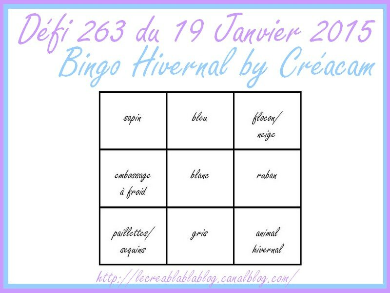 défi 263
