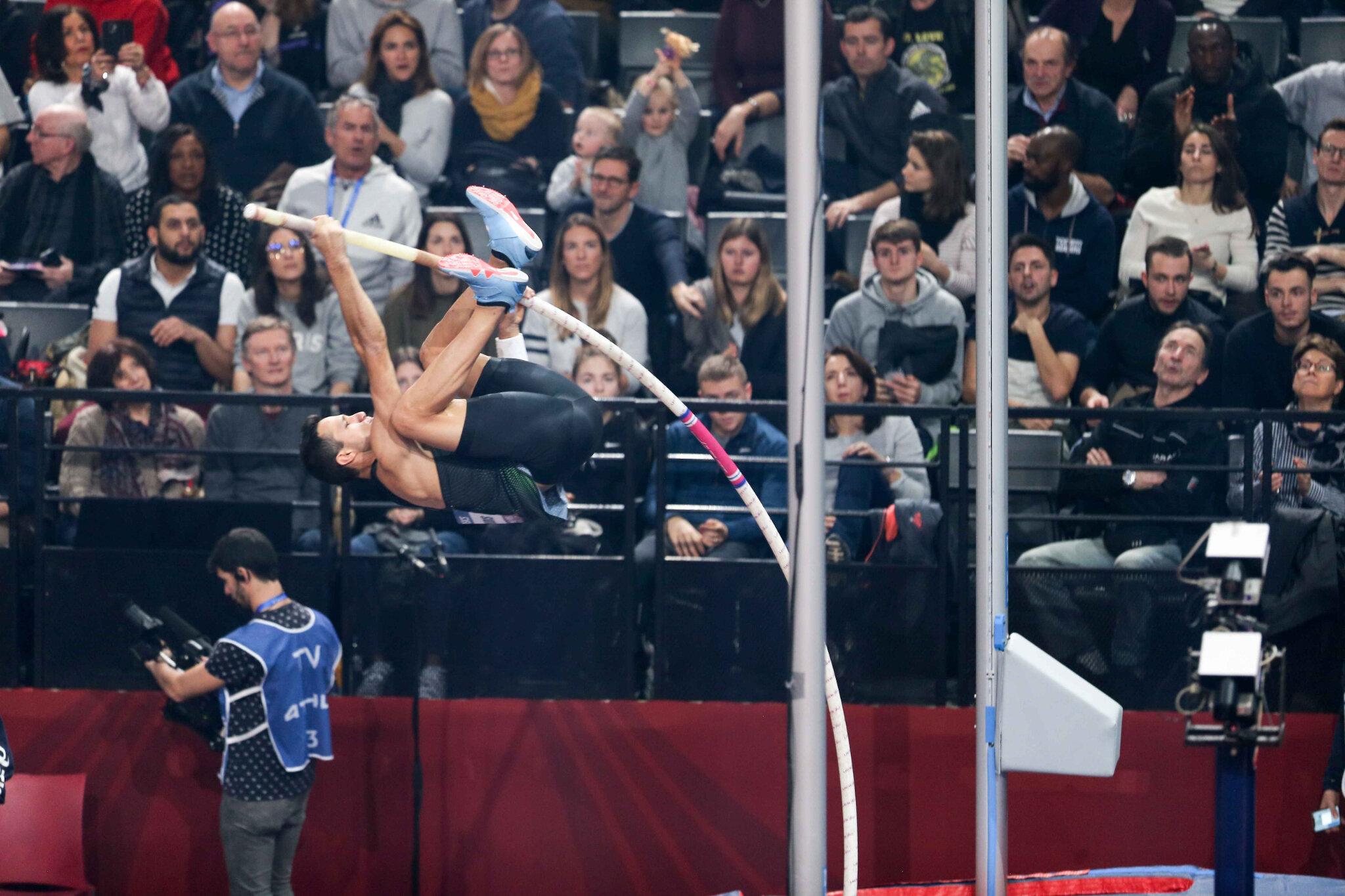Le Meeting de Paris Indoor de retour à l'AccorHotels Arena Bercy. © Michel Stoupak. Dim 29.01.2019, 18h04m07.