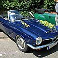 Glas 1300 gt convertible de 1965 (37ème internationales oldtimer meeting de baden-baden)