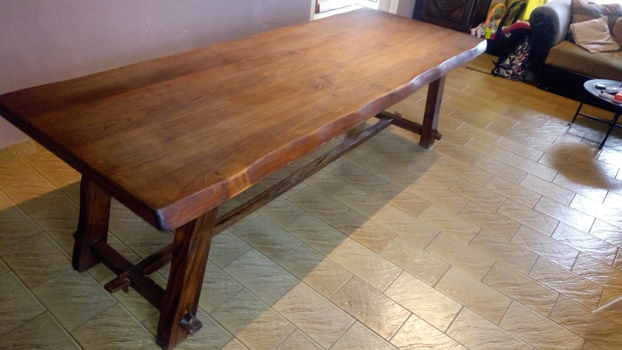 TABLE ORME VINTAGE OLAVI HANNINEN