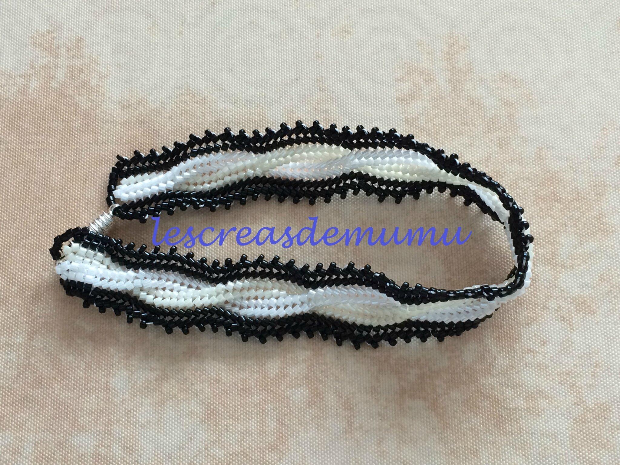 Bracelet herringbone