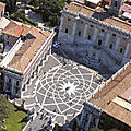 Campitelli - le tour du capitole (5/14). la place du capitole, une révolution urbanistique.