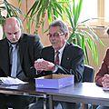 3 On procéde à l'élection du Maire
