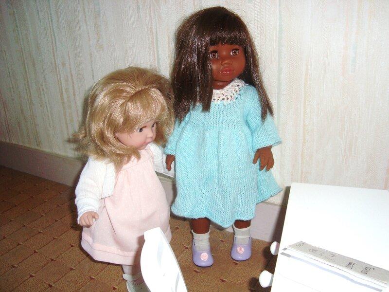 Amélia et Coraline 009