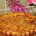 Clafoutis aux abricots et aux amandes effilées, suite balade saint malo