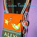 sac de crèche Alexi
