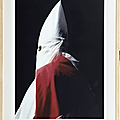 Andres serrano (né en 1950), klansman, great titan of the invisible empire, 1998