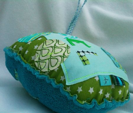 coussin calin MAEL turquoise vert-5