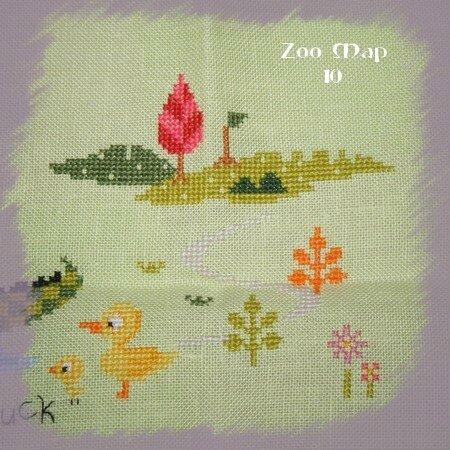 Zoo Map 10