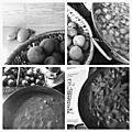 Abricots, nature, en tarte, confiture, compote...et gâteaux !