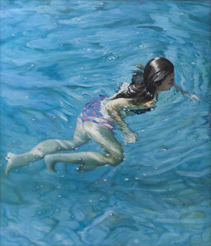 swimming isora arsenovic