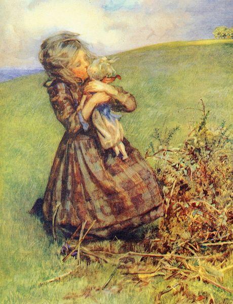Gray Millicent Etheldreda La poupée perdue