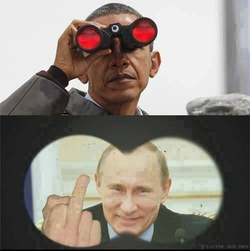 humour usa russie obama poutinen