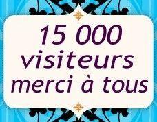 15000 visiteurs