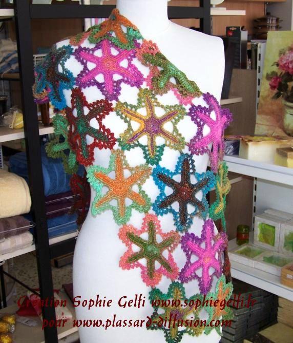 etole crochet 4