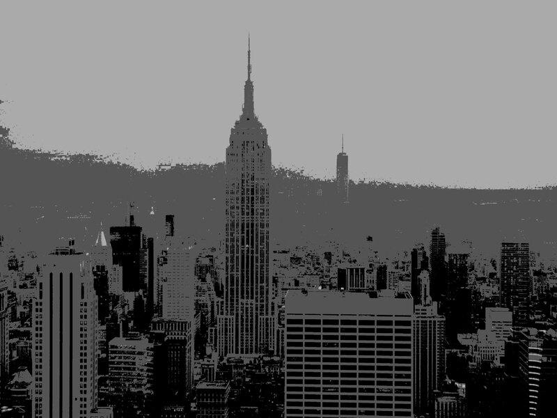 L'Empire State Building en beauté