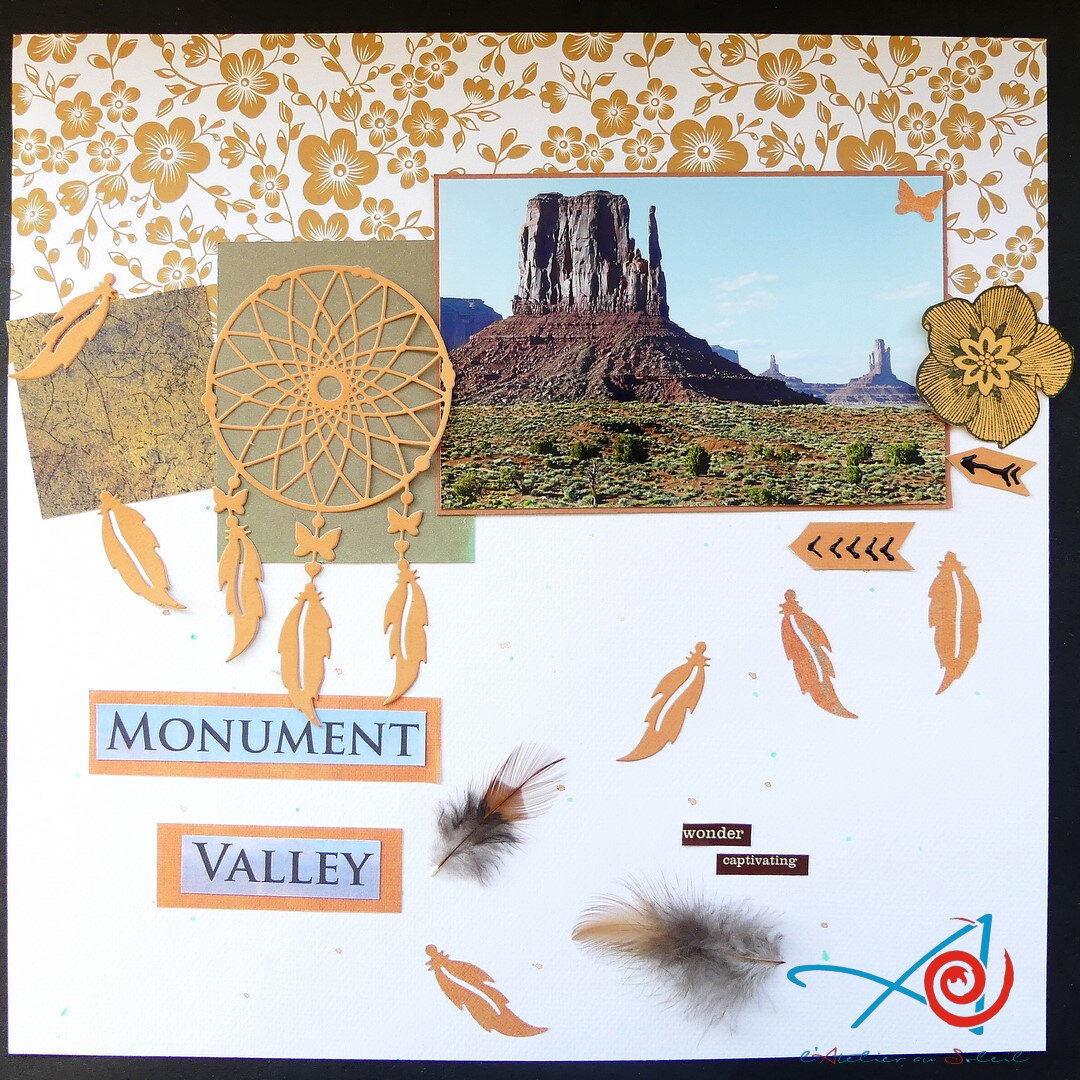 Page Monument Valley #3 - #3 Monument Valley page