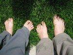 les_pieds