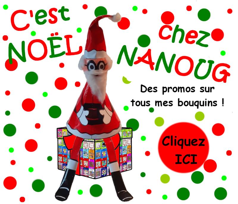 C'est Noël chez Nanoug CLIQUEZ ICI