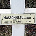 Massonneau jacques (chavin) + 09/11/1916 commercy (55)