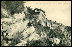 Cap d'ail rochers