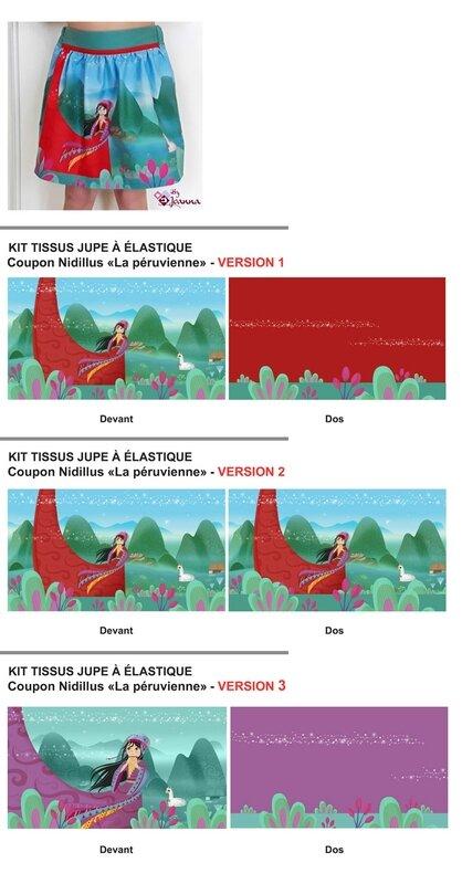 vue kit tissu jupe nidillus peruvienne rouge vert ok3