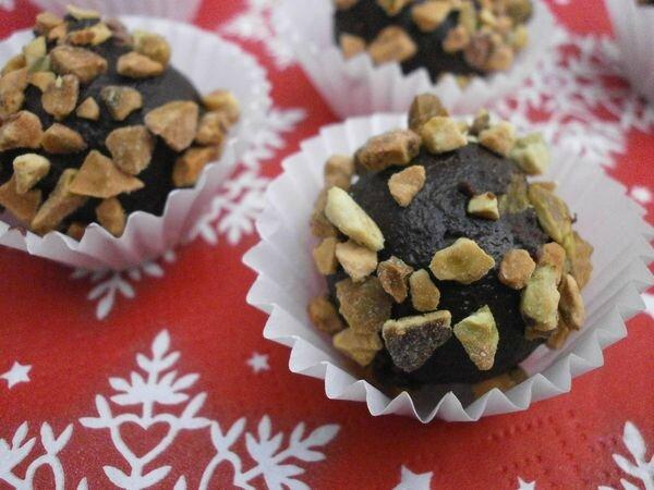 truffes chocolat marron (2)