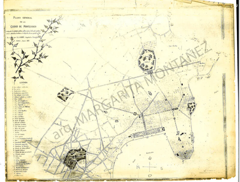 plan Montevideo Ed Andre 1891 CON MARCA DE AGUA