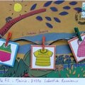 Cathala art postal fête du fil 2015