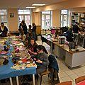 L'atelier scrap'enfants de mercredi 29 février 2012